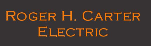Roger H Carter Electric Westford MA